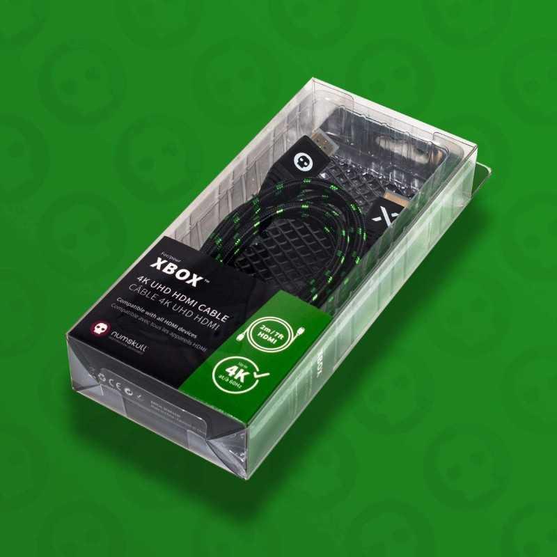 Numskull Câble HDMI HDMI 2.0 Haute Vitesse 18 Gbit/s pour Xbox Series X 4K - Accessoires - gamezone