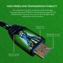 Numskull Câble HDMI HDMI 2.0 Haute Vitesse 18 Gbit/s pour Xbox Series X 4K en Tunisie
