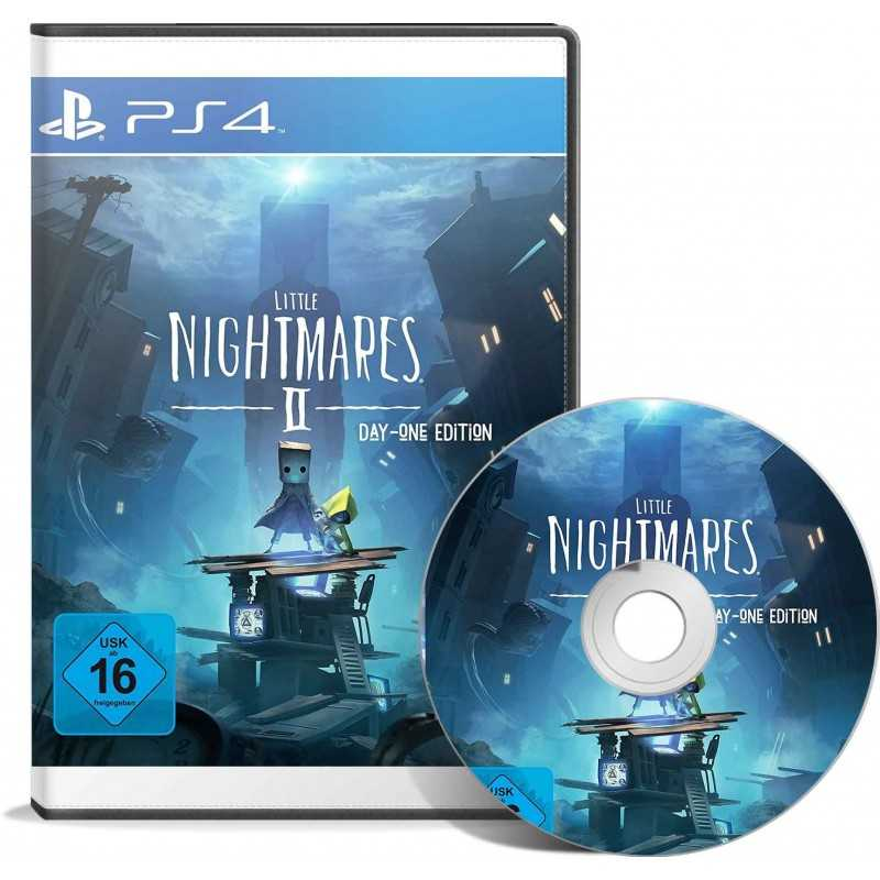 Little Nightmares II PlayStation 4 - JEUX PS4 - gamezone