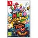 Super Mario 3D World + Bowser's Fury Nintendo Switch en Tunisie