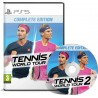 TENNIS WORLD TOUR 2 PS5 en Tunisie