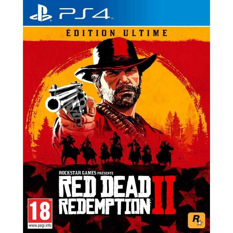 Red Dead Redemption 2 Ultimate Edition Ps4 - JEUX PS4 - gamezone