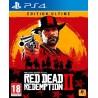 Red Dead Redemption 2 Ultimate Edition Ps4 en Tunisie