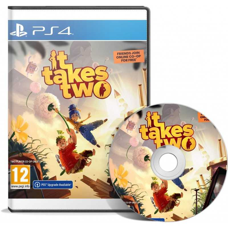 It Takes Two PS4 - JEUX PS4 - gamezone