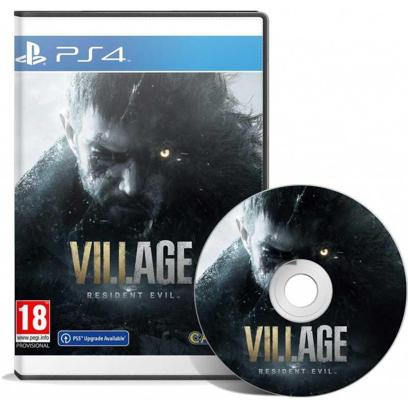 Resident Evil Village PS4 - JEUX PS4 - gamezone