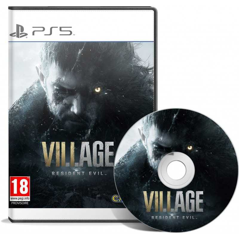 Resident Evil Village PS5 - JEUX PS5 - gamezone