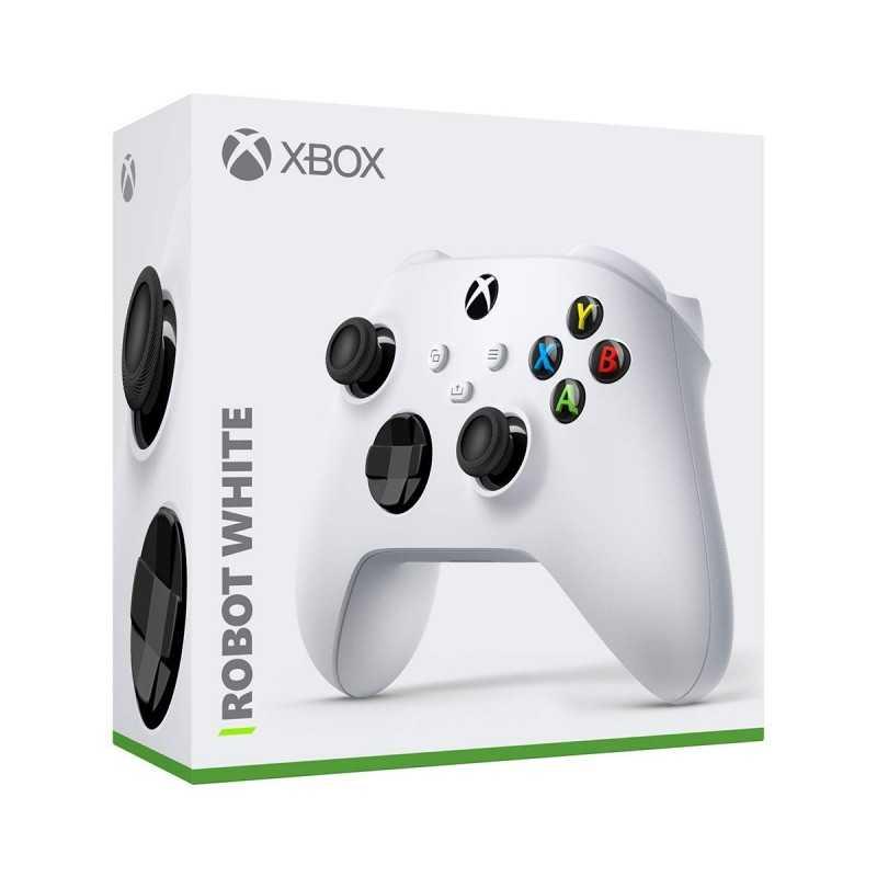 Nouvelle Manette Xbox Sans Fil - Robot White - Accessoires - gamezone