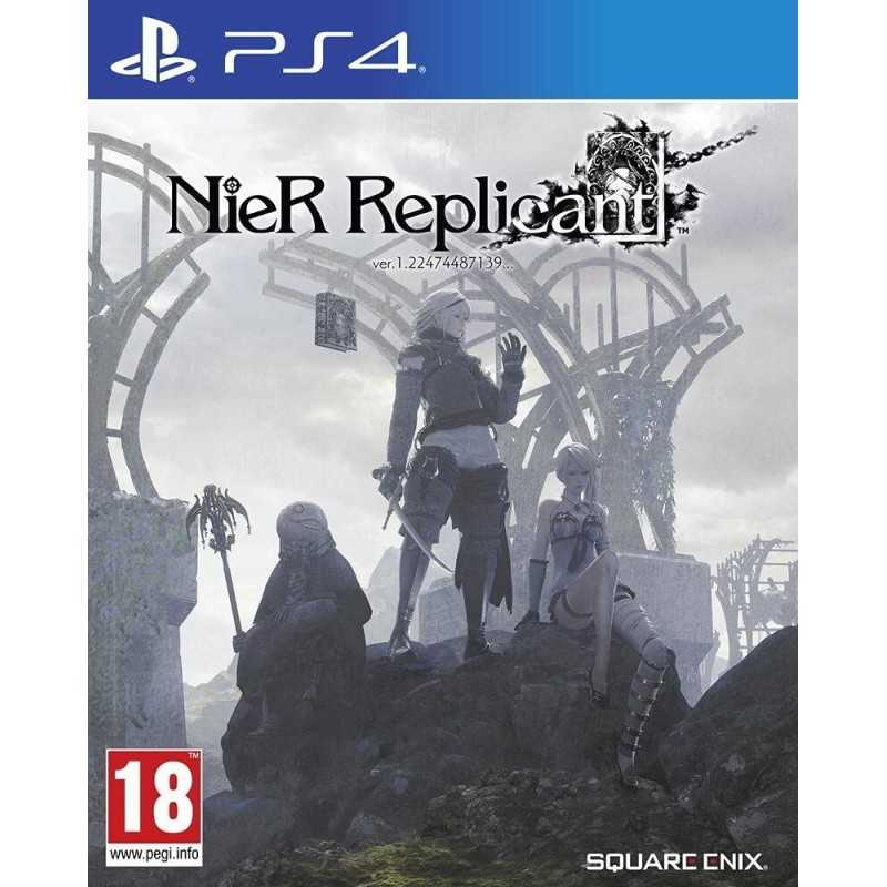 Nier Replicant Remake PS4 - JEUX PS4 - gamezone