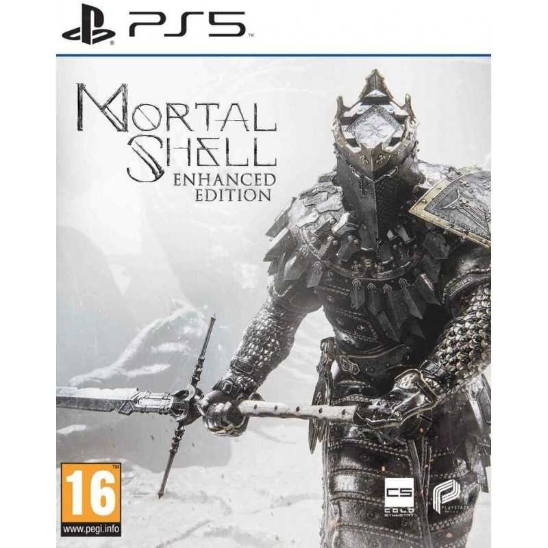 Mortal Shell Enhanced Edition PS5 - JEUX PS5 - gamezone