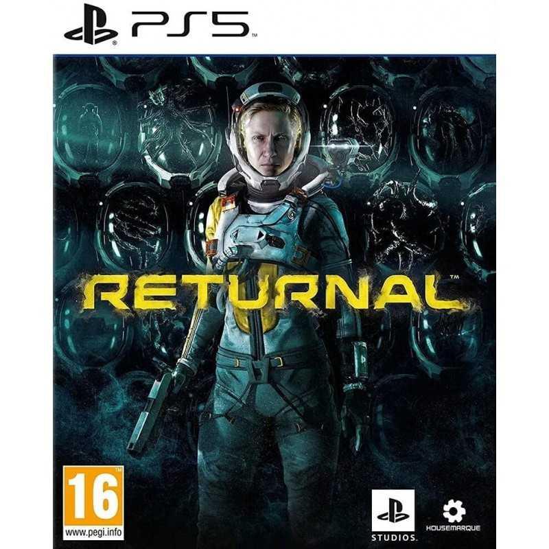 Returnal PS5 - JEUX PS5 - gamezone