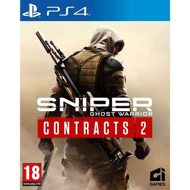 Sniper Ghost Warrior Contracts 2 PS4 - JEUX PS4 - gamezone