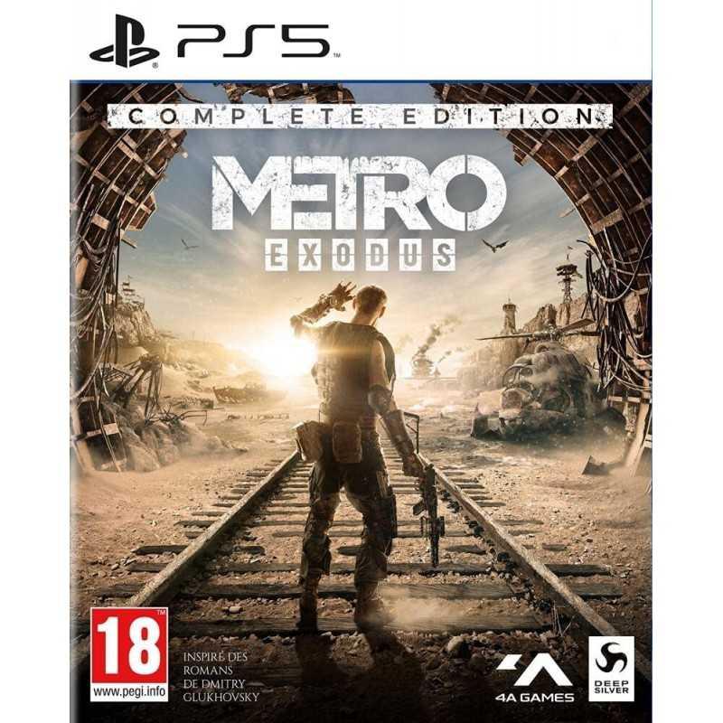 Metro Exodus Complete Edition PS5 - JEUX PS5 - gamezone