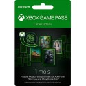 Abonnement Xbox Game Pass 1 Mois Ultimate Xbox Live en Tunisie