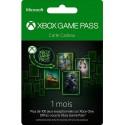 Abonnement Xbox Game Pass 1 Mois Xbox Live en Tunisie