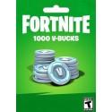 Fortnite - 1000 V-bucks Gift Card Playstation, Xbox, Nintendo Switch, PC, Mobile en Tunisie